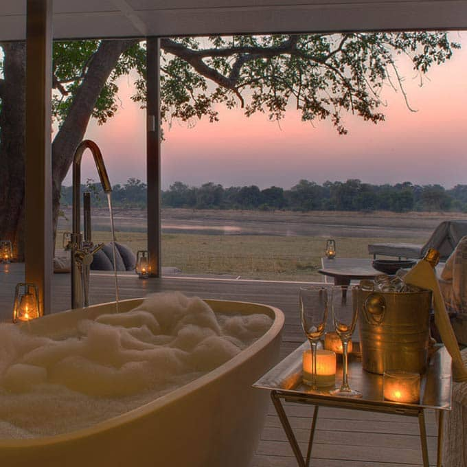Chinzombo in South Luangwa