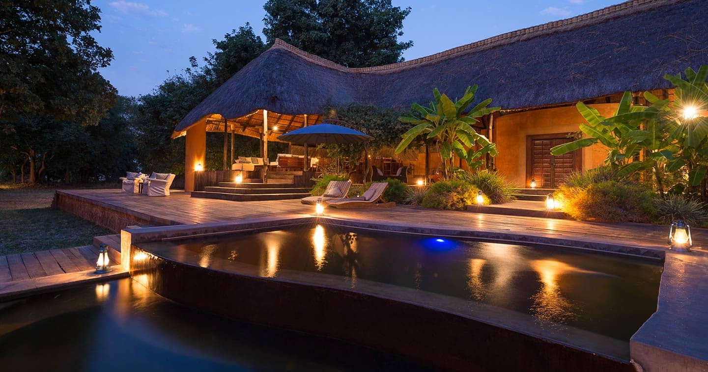 Enjoy a Luxury Safari in South Luangwa National Park an Stay at Luangwa River Camp