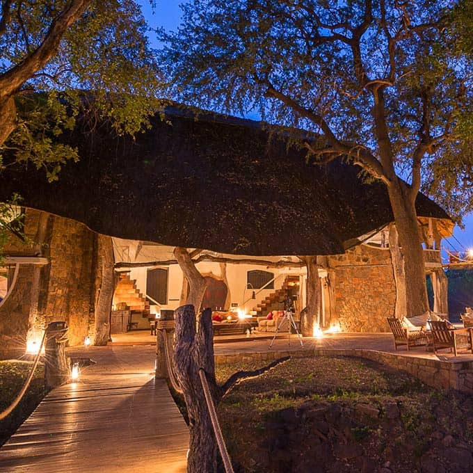 View Luangwa Safari House in South Luangwa National Park