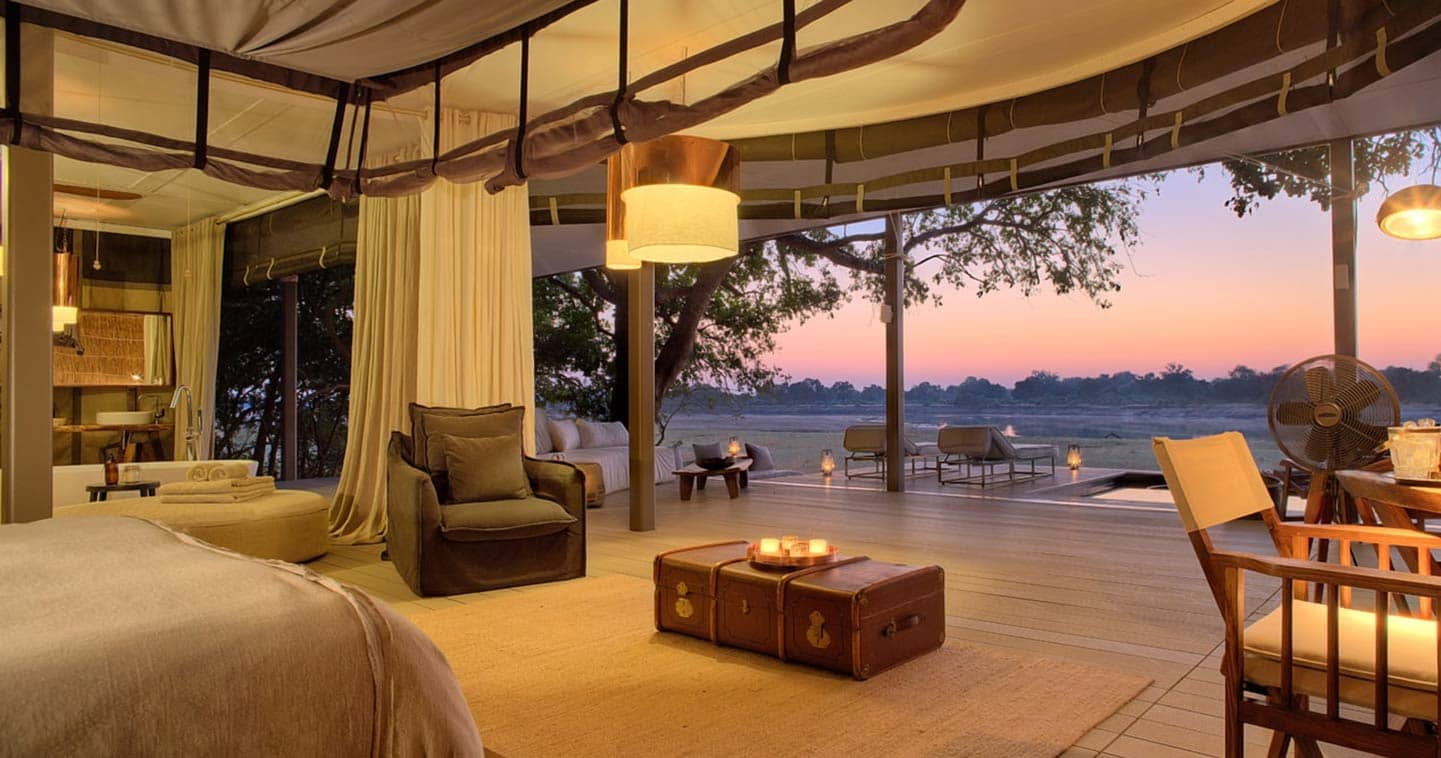Enjoy a Luxury Safari in South Luangwa National Park an Stay at Chinzombo