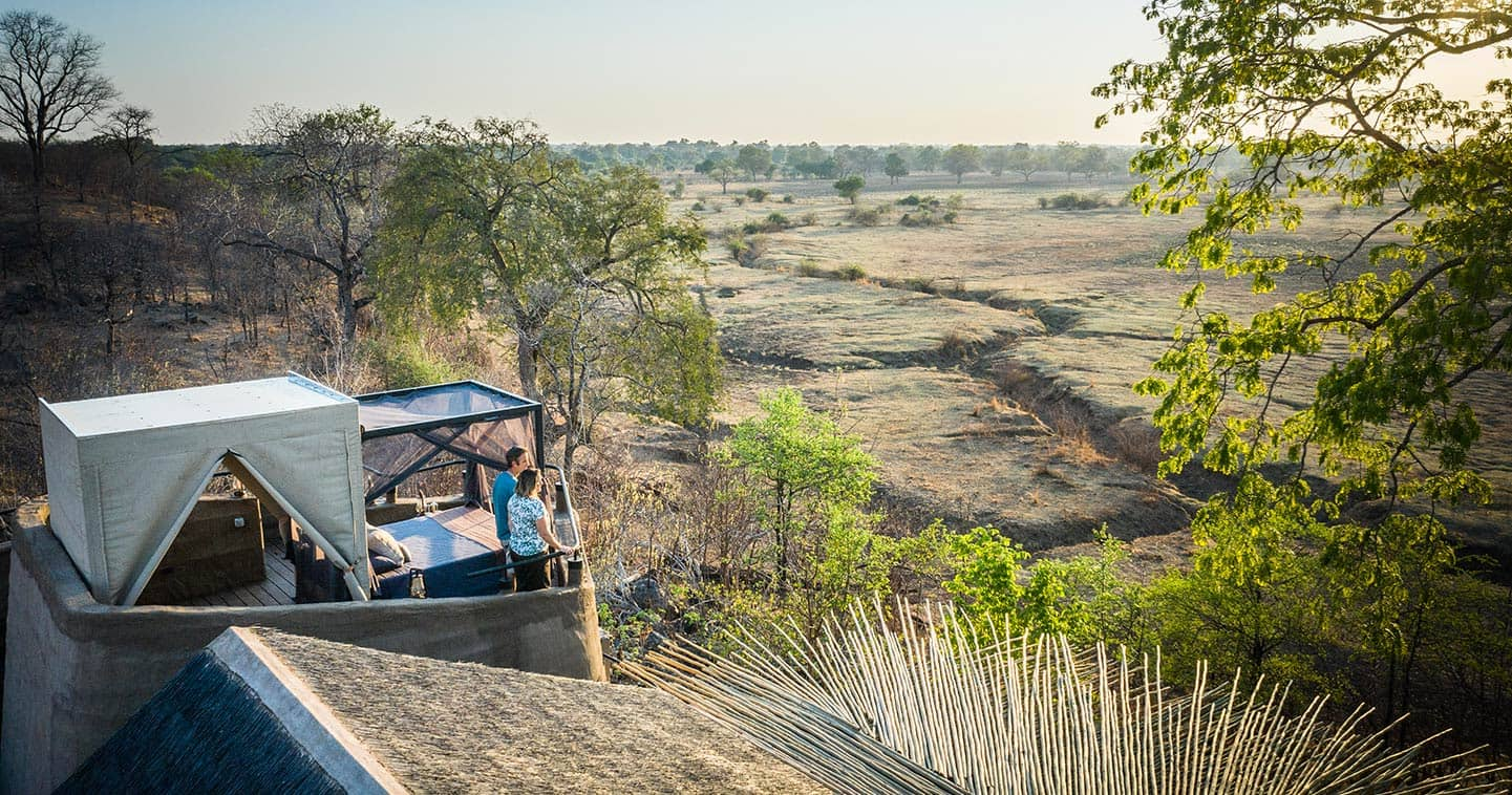 Luxury Zambia safari at Sanctuary Puku Ridge Camp