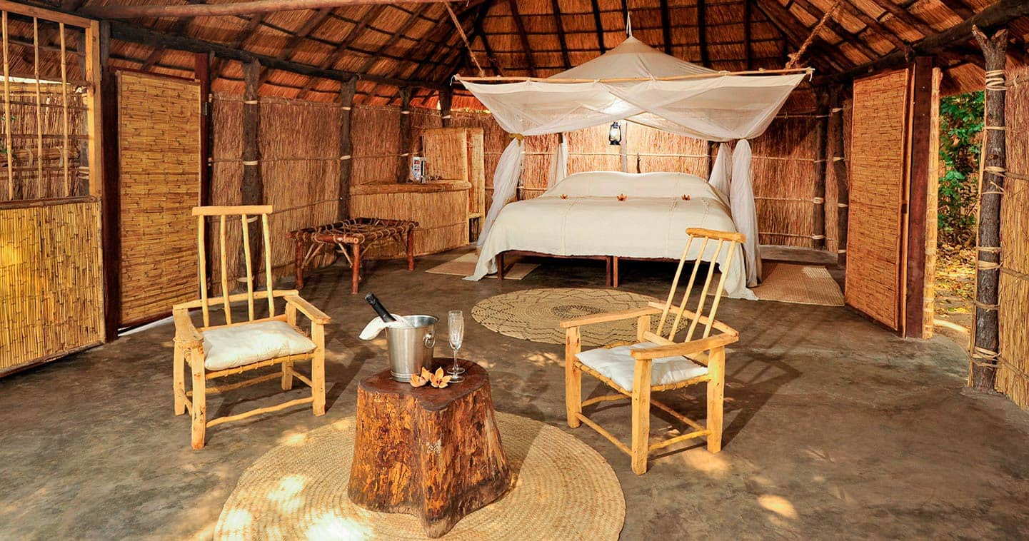 Luxury Zambia safari at Luwi Bush Camp in South Luangwa National Park