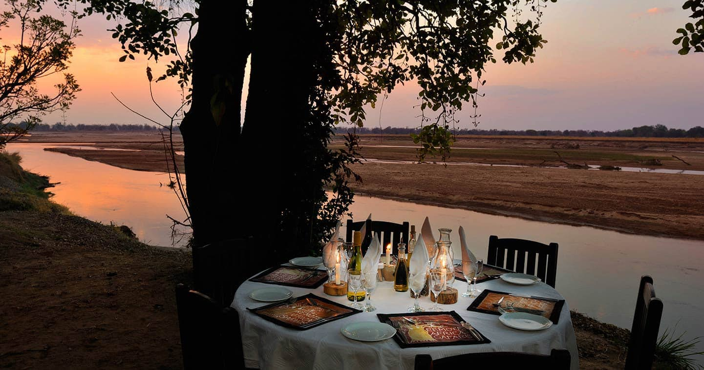 Luxury Zambia safari at Tafika Camp