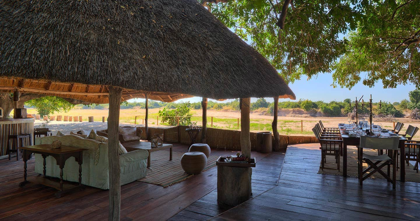 Nsolo Bush Camp in South Luangwa National Park