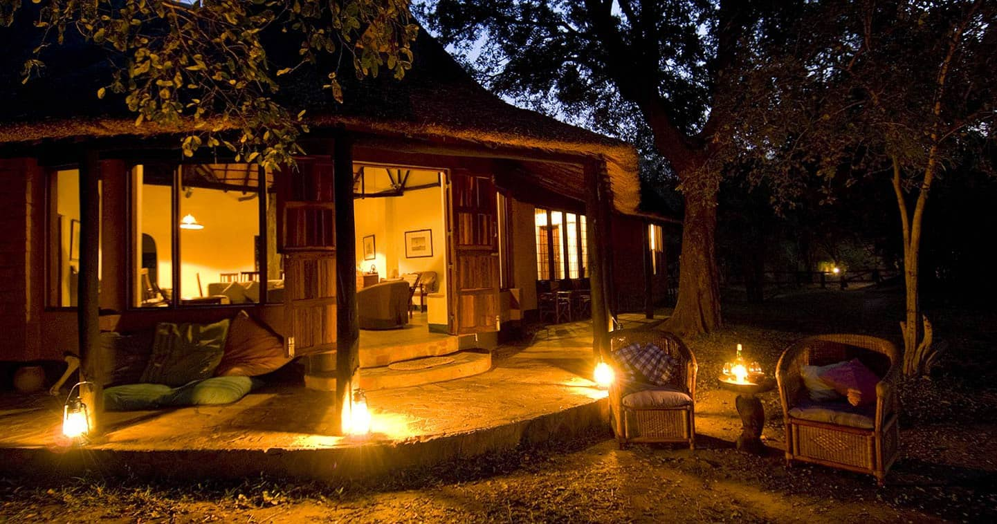 Robin's House in South Luangwa National Park - Zambia