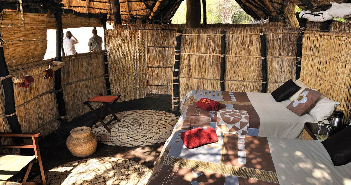 South Luangwa accommodation at Tafika Camp