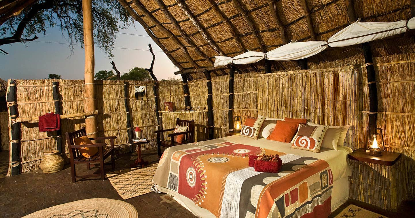 Tafika Camp in South Luangwa National Park