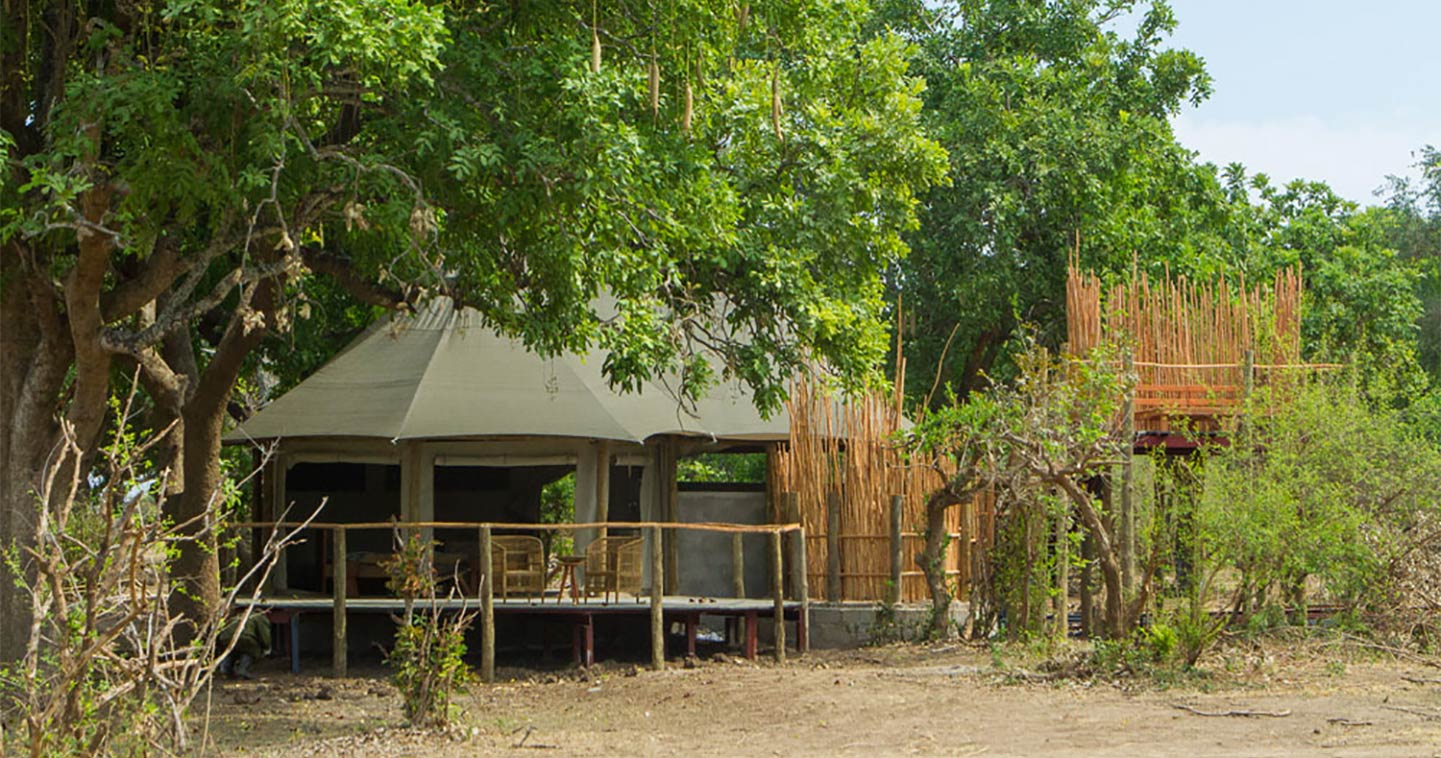 Three Rivers Camp in South Luangwa National Park - Zambia