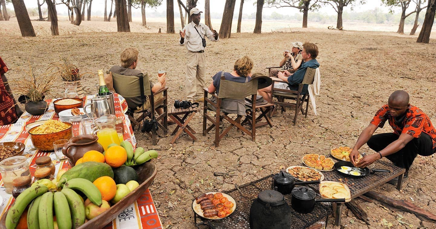 Travel information South Luangwa National Park