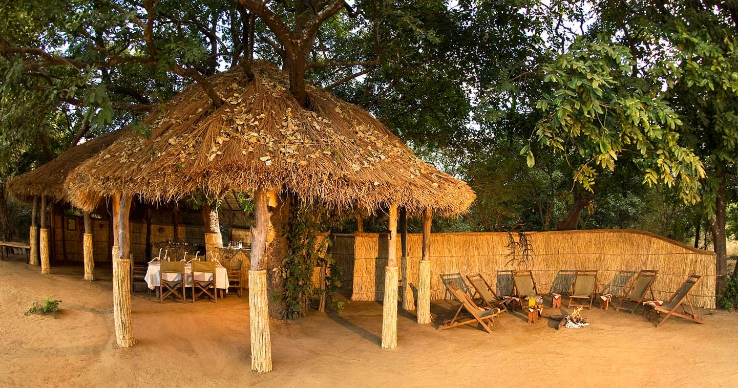 Stay at Island Bush Camp for a True Zambian Safari